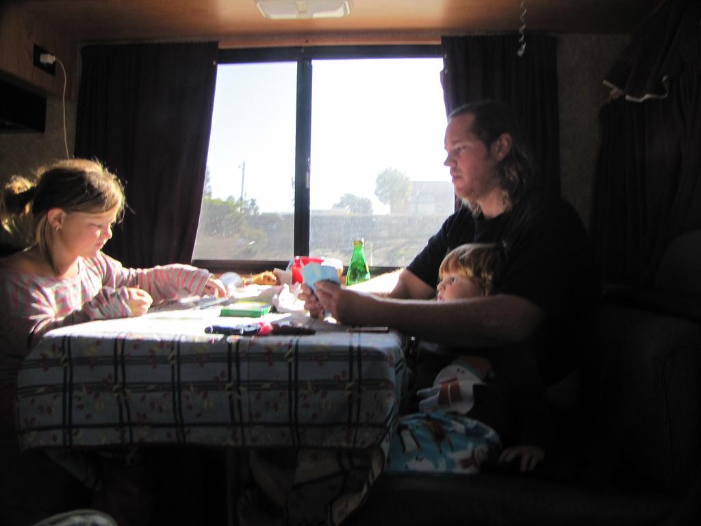 RV Trip, November 24, 2011