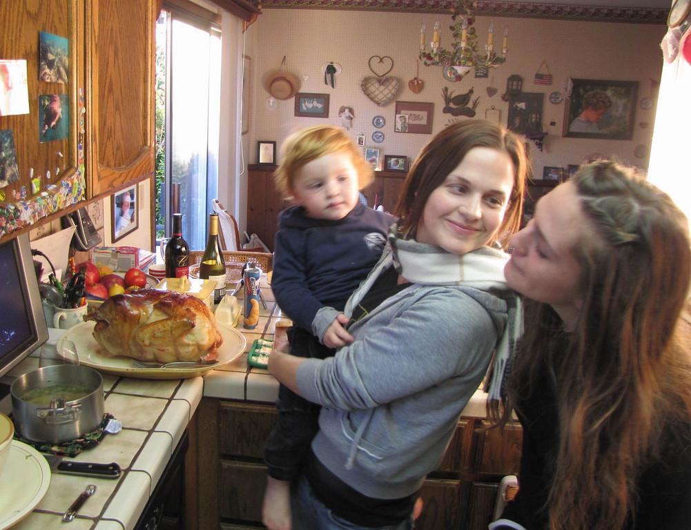 Thanksgiving, November 25, 2010