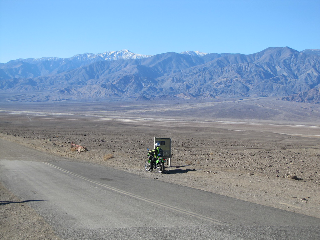 Death Valley, January 25, 2015