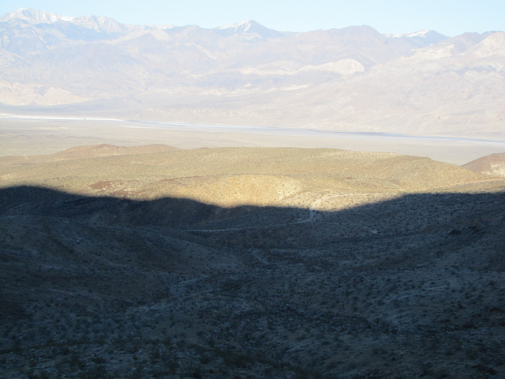Death Valley, January 29, 2011
